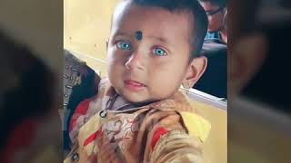 Indian Baby's Cute eyes | Blue Colour eyes | Tiktok s