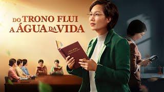 """Melhor filme gospel """"Do trono flui a água da vida"""" O Espírito da verdade chegou (Trailer)"""