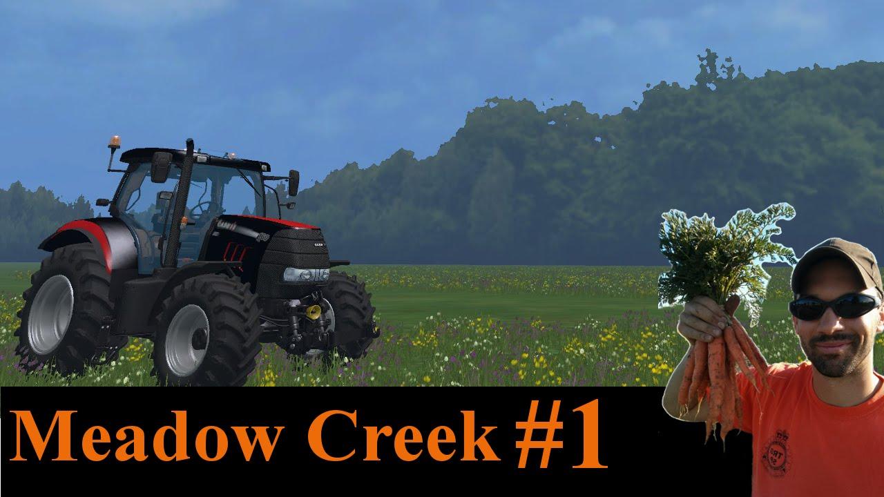Farming Simulator 2015 Vote Meadow Creek Lane Farm Youtube