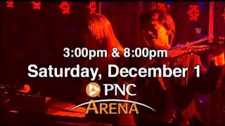 "Hallmark Channel Presents: Trans-Siberian Orchestra ""The Lost Christmas Eve"" Dec. 1, 2012"