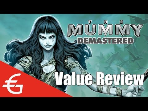 Value Review: The Mummy Demastered - How it is Dark Souls, Contra and Metroidvania in One