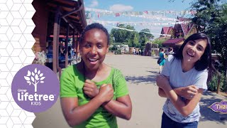 One True God | Cross Culture Thailand VBS Music Video | Group Publishing