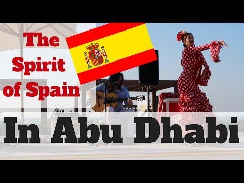 The Spirit of Spain in Abu Dhabi