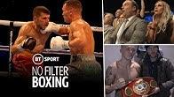 No Filter Boxing fight night | Josh Warrington v Sofiane Takoucht behind the scenes
