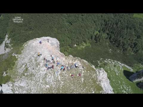 The kingdom of the four lakes (Treskavica-Bosna)