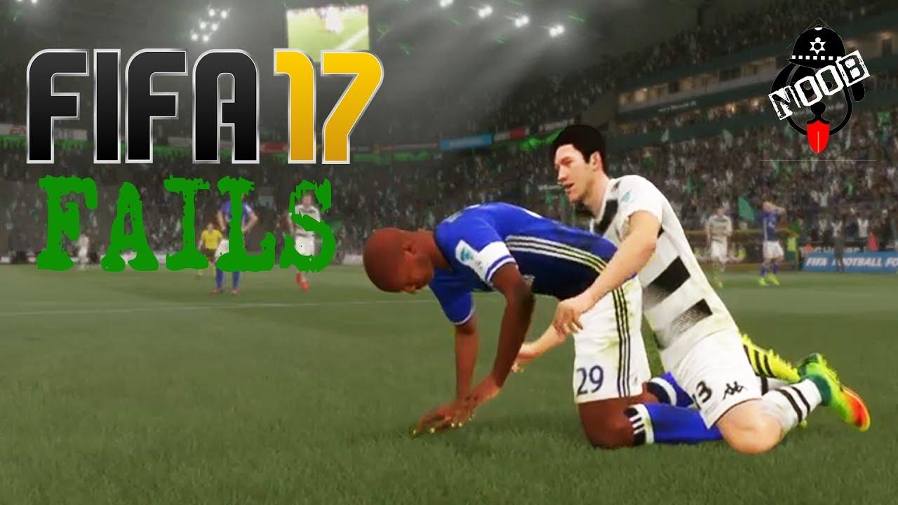 FIFA 17 FAIL FUNNY MOMENTS & ILLUMINATI #13 GLITCHE & BUG Compilation😂😂