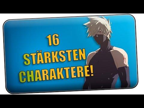 Die 16 Stärksten Charaktere in Naruto Shippuuden! | SerienReviewer