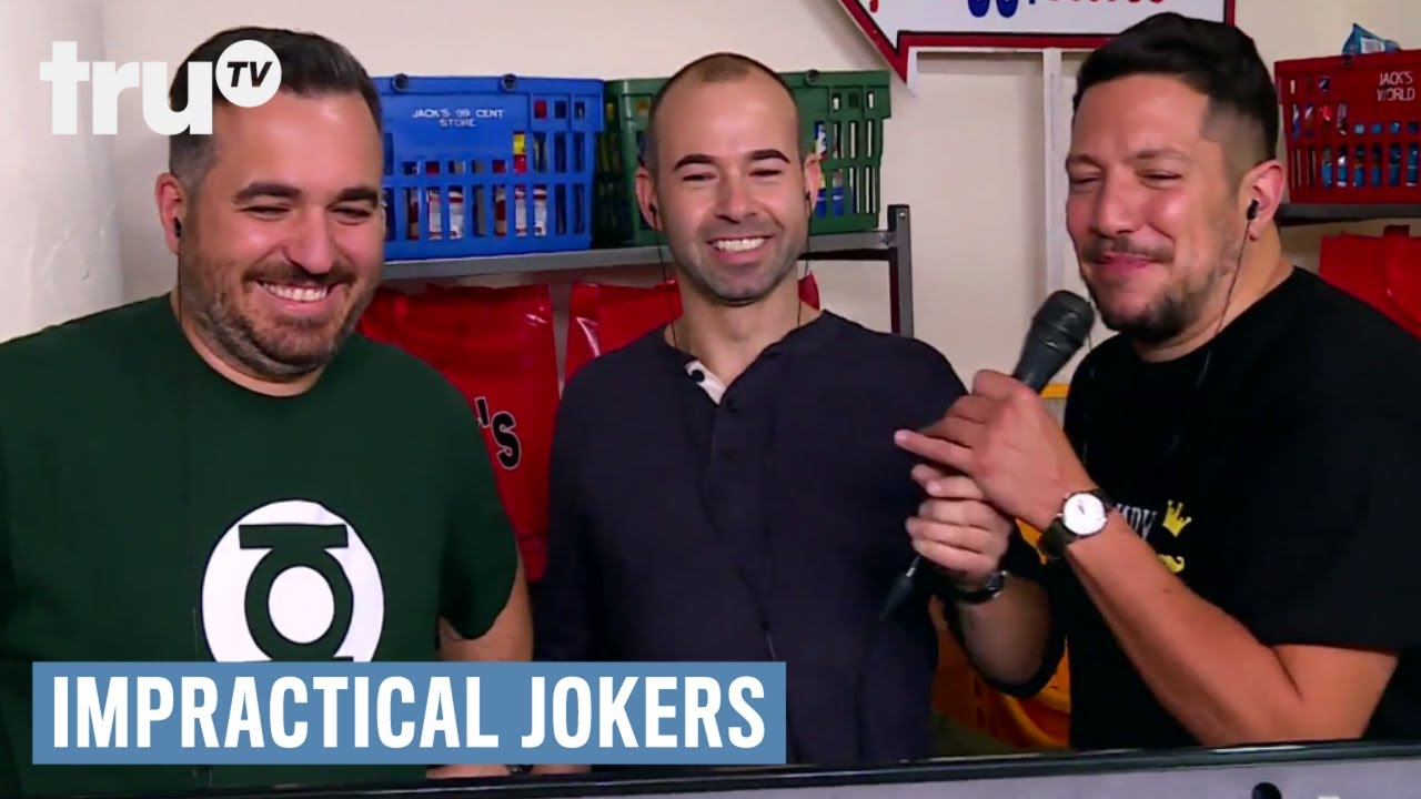 Impractical Jokers Where In The World Is Joe Gatto Trutv Youtube (страница 58) номер 4 a) read the rules. impractical jokers where in the world is joe gatto trutv