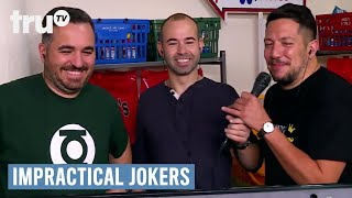 Impractical Jokers - Where In The World Is Joe Gatto? | truTV