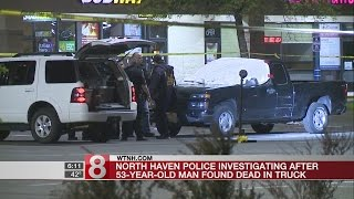 North Haven police identify man found dead in truck