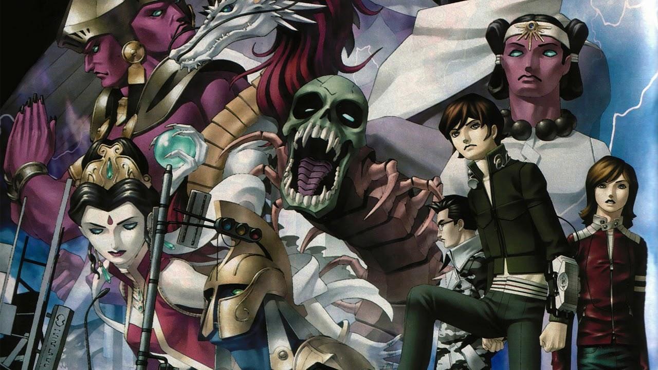 shin megami tensei đavao preživjeli izlazak