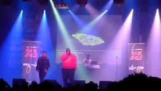 El-P & Killer Mike - Tougher Colder Killer (Live at Cannabis Cup 2013 Amsterdam) 25-Nov-13