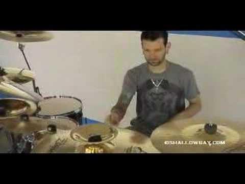 Chad Szeliga Drum Lesson #5 Part 1