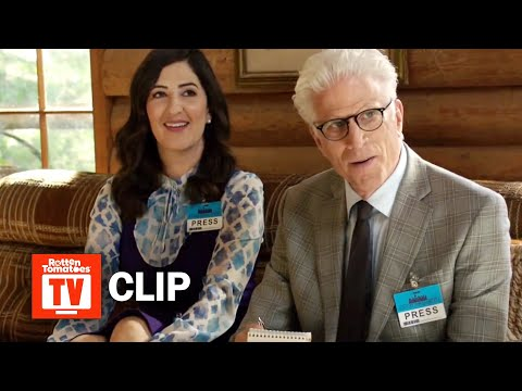 The Good Place S03E08 Clip | 'Michael and Janet Meet Doug Forcett' | Rotten Tomatoes TV