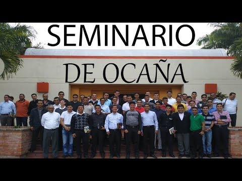 La PALABRA DE DIOS - Padre Luis Toro en el Seminario de Ocaña