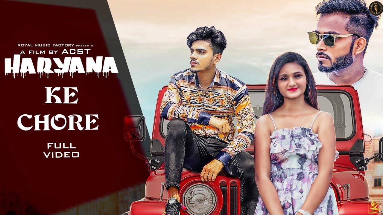 Haryana Ke Chore | Sahil Taraori Wala ft. Snappy Rajput | Shiva Thakur | New Haryanvi DJ Song 2020