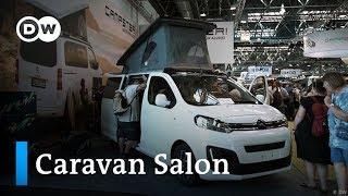 Frisch, fröhlich, frei – der Caravan Salon | Motor mobil