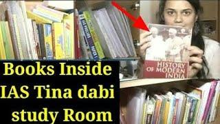 Tina Dabi Study room :IASMOTIVATION