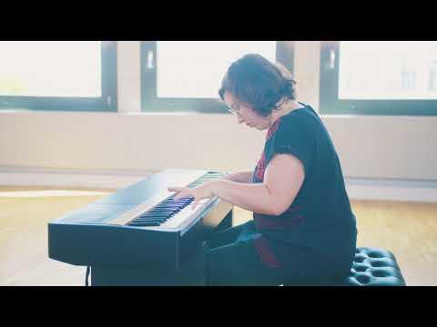 Claire Laplace - étude n°111 extraite du Cours complet pour le pianoforte d'Hélène de Montgeroult