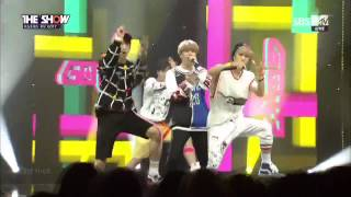 150728 GOT7 갓세븐 Just Right 딱좋아 / THE SHOW