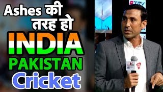 #SalaamCricket18 : Younis Khan Bats For India-Pakistan Cricket | Sports Tak