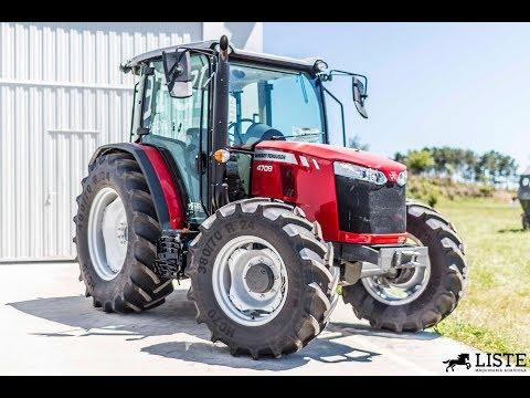 Massey Ferguson 4709 Liste Maquinaria