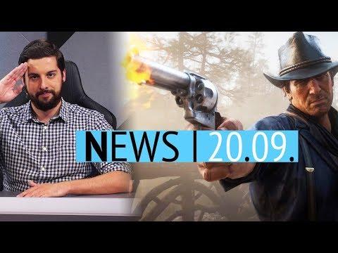 Red Dead Online kommt als Beta - PUBG für PS4 aufgetaucht - News