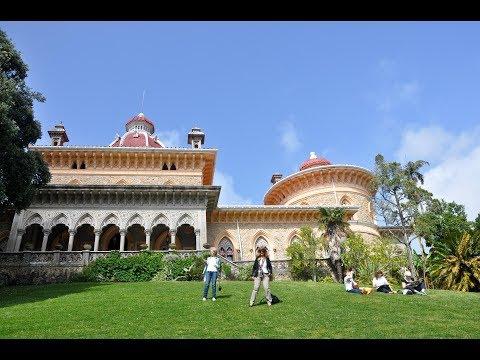 Monserrate Palace, Sintra, Portugal, 2017