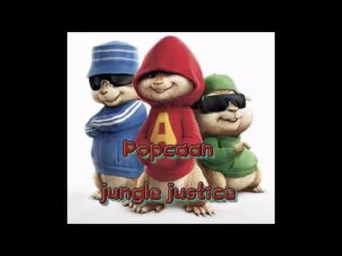Popcaan - Jungle Justice - Chipmunks Version - February 2017