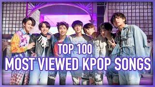 [TOP 100] MOST VIEWED K-POP SONGS OF JULY 2019
