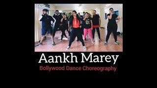 Aankh Marey | Bollywood Dance Choreography , Ranveer Singh, Sara Ali Khan |  Mika, Neha Kakkar,