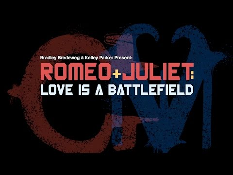 Romeo and Juliet: Love is a Battlefield Promo