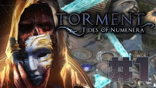 Torment: Tides of Numenera Gameplay - The Last Castoff - (Let