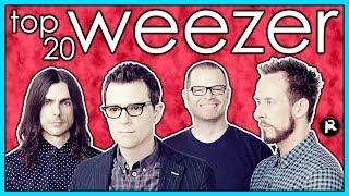 TOP 20 WEEZER SONGS