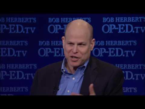 Bob Herbert's Op-Ed.TV - Tackling Poverty with Greg Kaufmann