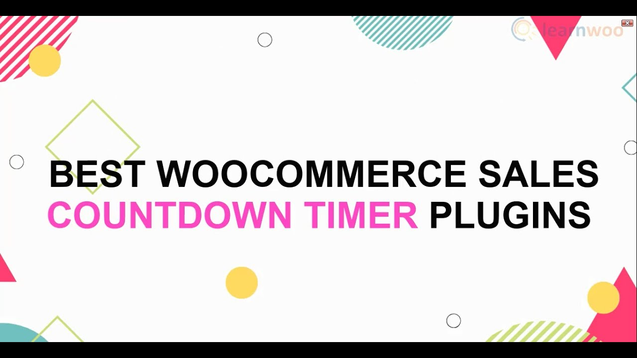 20 Best WooCommerce Sales Countdown Timer Plugins