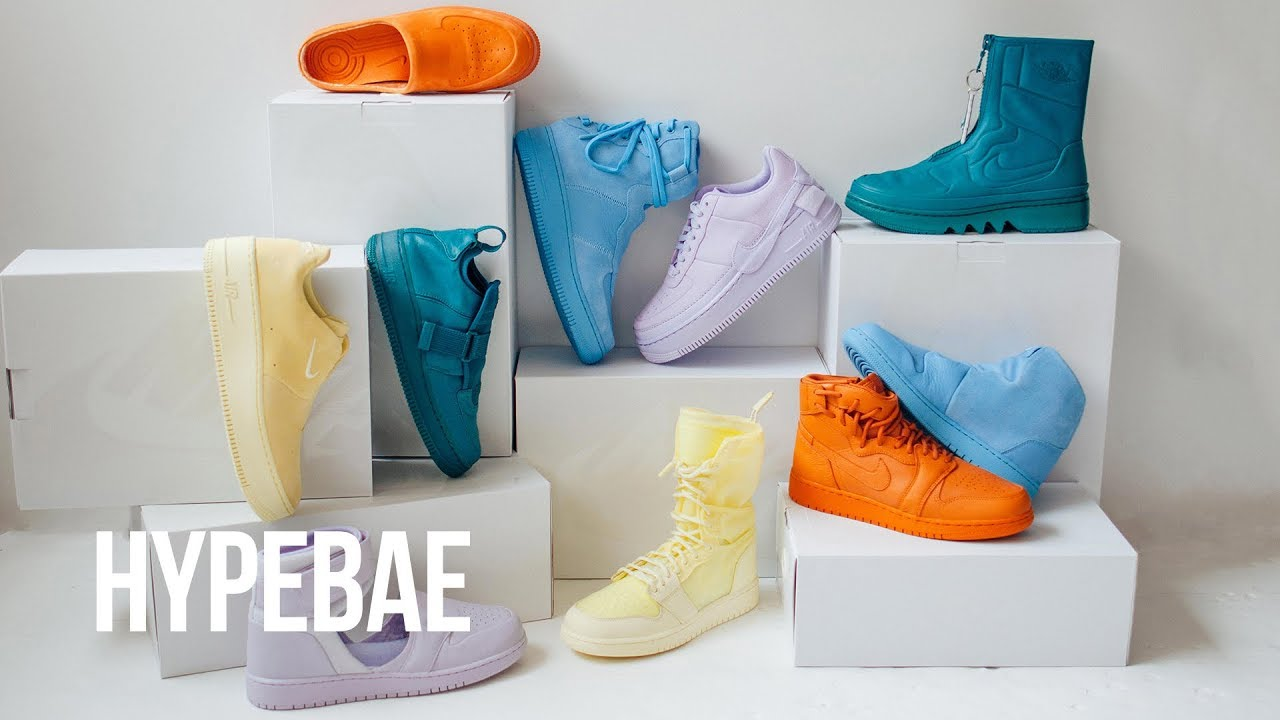 """89c943ebbe75f0 Nike """"The 1 Reimagined"""" Pack Unboxing - YouTube"""