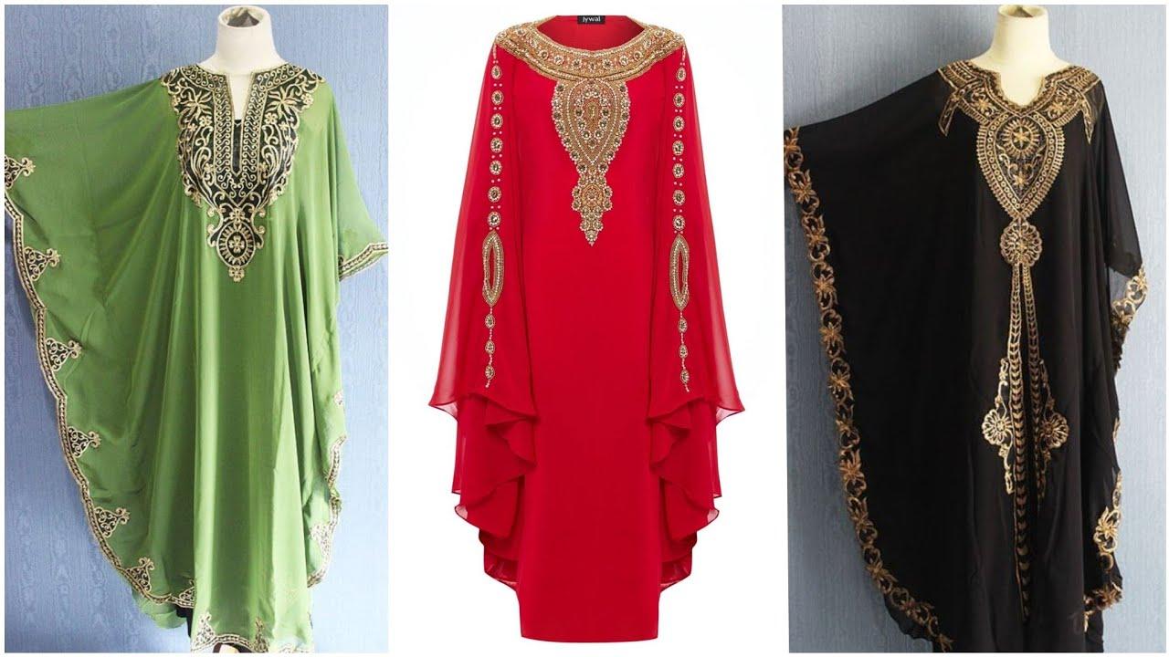 Dubai Very Fancy Kaftans/Abaya Jalabiya Ladies Maxi Dress