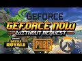 How to get Geforce Now Without Waiting