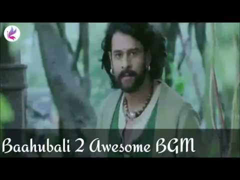 Baahubali 2 Awesome BGM || ANUSHKA INTRO || BACKGROUND MUSIC || Prabhas