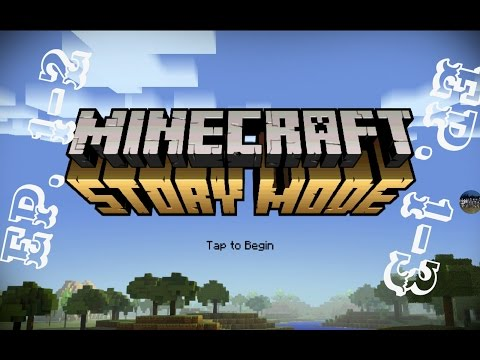 The Dark Moon Is Alive: Minecraft Story Mode Ep. 1-2/1-3