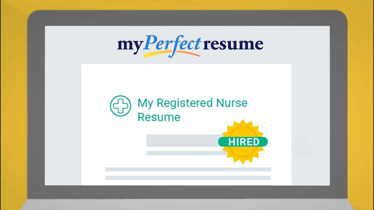 How To Create The Perfect Resume Using Our Templates MyPerfectResume
