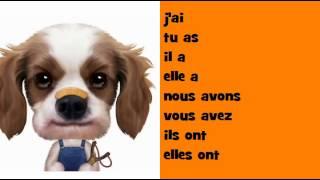 Fransk musikalsk konjugation # Rock # Verbum = avoir