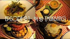 Episode 81~ Finnish 먹방 (Mukbang)/ Helsinki Zetor Restaurant Review