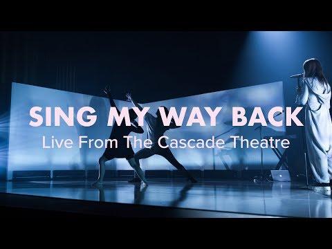 Sing My Way Back (LIVE) - Steffany Gretzinger   BLACKOUT