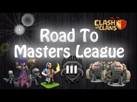 Road To Masters League Ep. 3 - Clash Of Clans - Crystal 2 - 2014