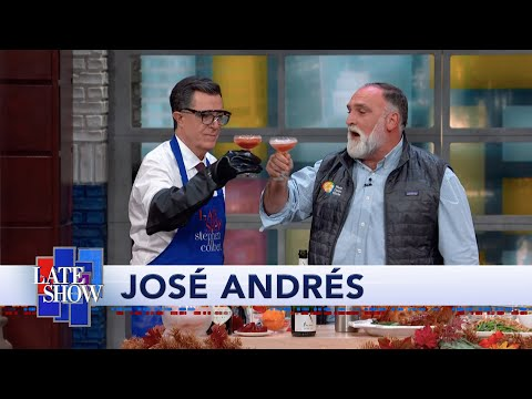 Chef José Andrés Makes A Perfect Meal With Thanksgiving Leftovers