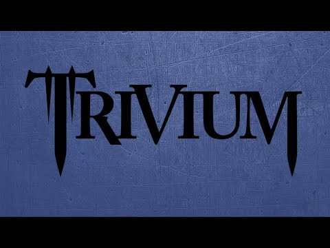 Trivium Interview with Paolo April 2018