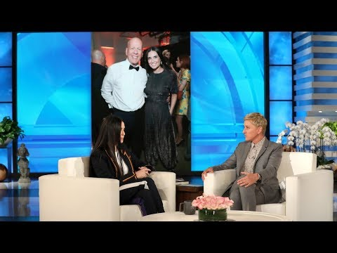 The Mayor Pete Kennedy - Demi Moore dishes on Ashton Kutcher's cheating and more.....