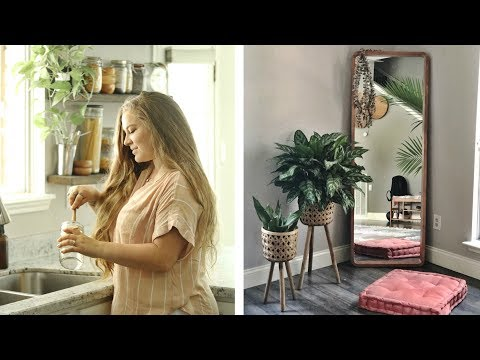 DITL: Sustainable Living ♻️🌎🌿 Zero Waste Hacks & Second Hand Scores
